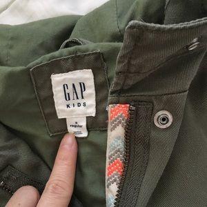 GAP Jackets & Coats - Green Gap jacket!